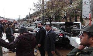 کارشناسی خودروهای خسارت دیده از سیل در شیراز