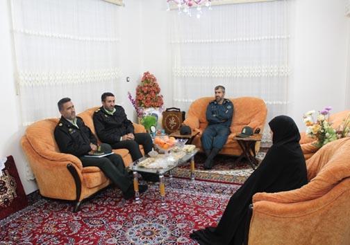 شهادت نقطه اوج دفاع از ارزشهای اسلامی است
