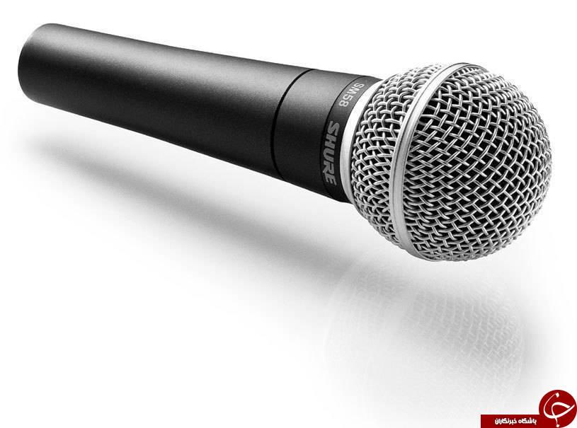 همه آنچه که باید از میکروفون داینامیک بدانید!