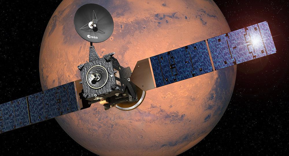 کشف حقایقی جدید از وجود آبهای زیرزمینی در مریخ/