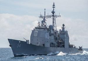 اسکورت ناوهای جنگی ناتو در دریای سیاه توسط نیروی دریای روسیه