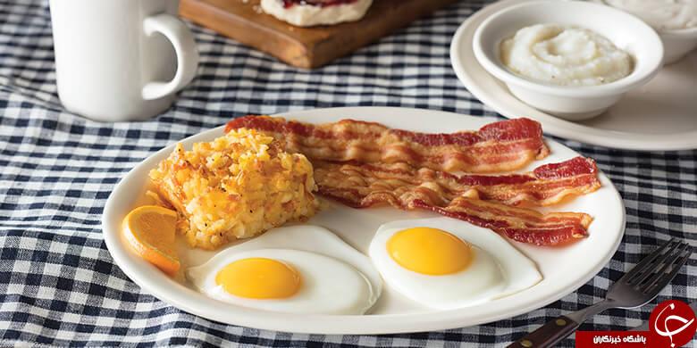 هشدار؛ این خوراکی ها را در صبحانه نخورید!/ خوردن این خوراکی ها در صبحانه ممنوع!