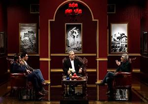 کنایه خندهدار مدیری به سروش صحت/ درخواست دو مجری تلویزیون از مهران مدیری چه بود؟