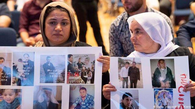 سرنوشت بیش از ۳۰۰۰ زن و کودک ایزدی هنوز نامعلوم است