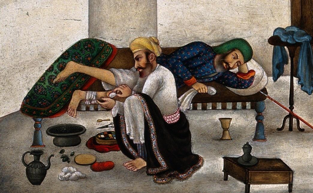 باشگاه خبرنگاران -ابنعالِمه؛ طبیب هنردوست دمشقی