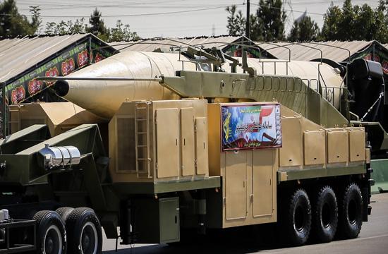 خرمشهر؛ مرگبارترین و دقیقترین موشک جمهوری اسلامی ایران + فیلم و تصاویر