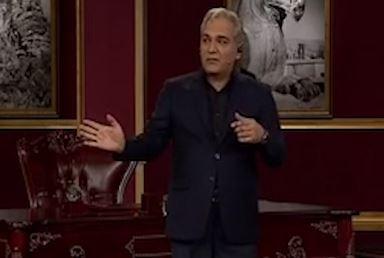 خاطره جالب مهران مدیری درباره روز جهانی بوسه و کنایهاش به صحبتهای خیابانی + فیلم