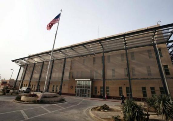 سفارت آمریکا در بغداد
