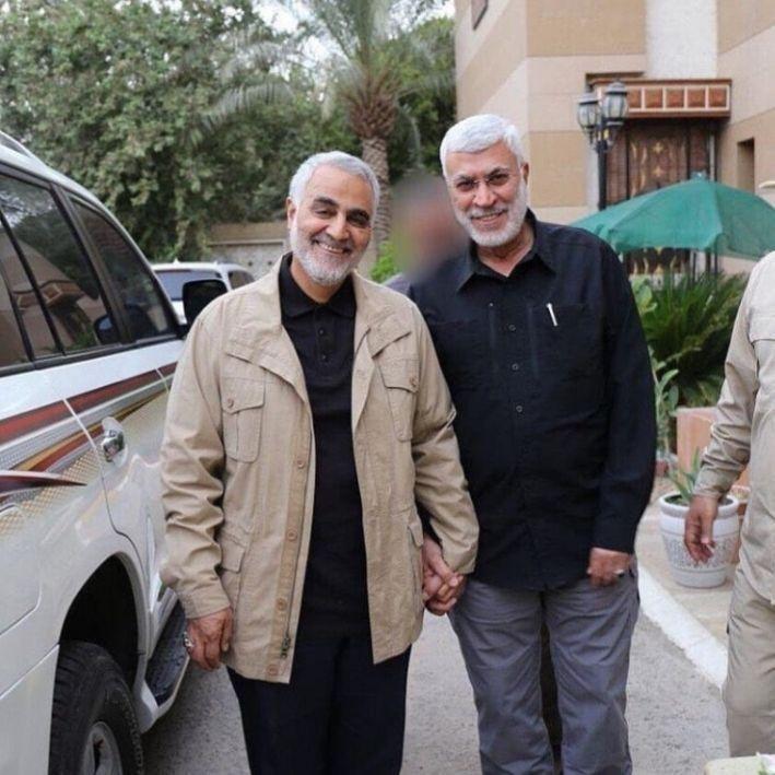 منابع عراقی شهادت سردار سلیمانی را تایید کردند