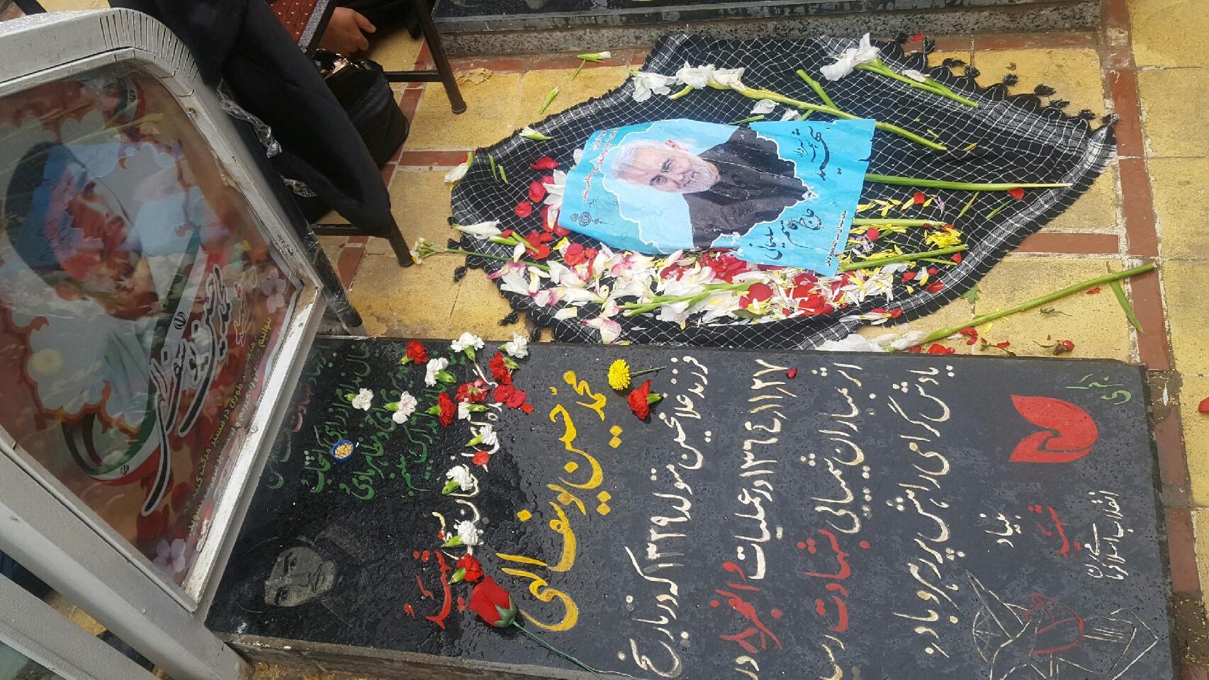 توصیه حاج قاسم برای محل دفنش چه بود/ حسین پسرغلامحسین را بشناسیم