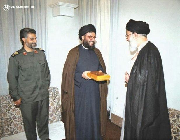 سردار شهید قاسم سلیمانی در گذر زمان + تصاویر