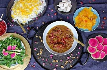 باشگاه خبرنگاران -فوت و فنهای طبخ فسنجان برای همه سلیقهها