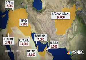 انتقام سخت ایرانی، آمریکاییها را به وحشت انداخت! + فیلم
