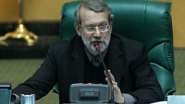 لاریجانی: مجلس پیگیر مجازات عاملان شهادت سپهبد سلیمانی است
