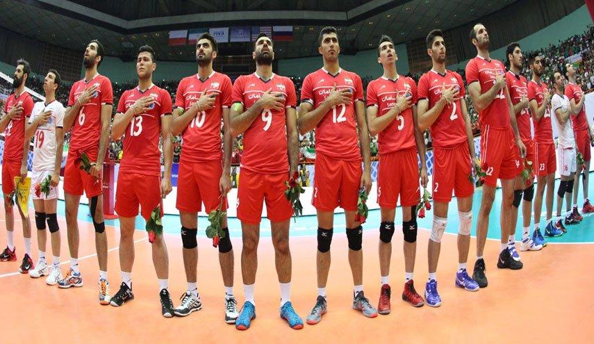 تیم ملی والیبال ایران - چین تایپه / کار آسان شاگردان کولاکوویچ در گام نخست