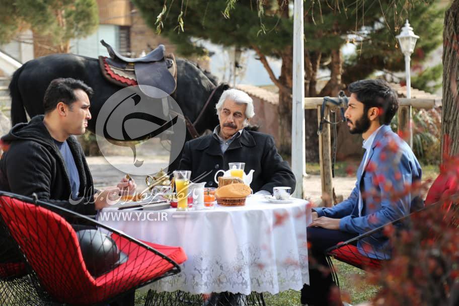 معرفی سریال «از سرنوشت»+ تصاویر و خلاصه داستان