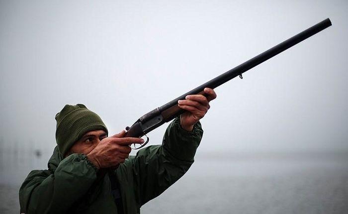 دست شکارچی متخلف به بهشت پرندگان ایران نرسید