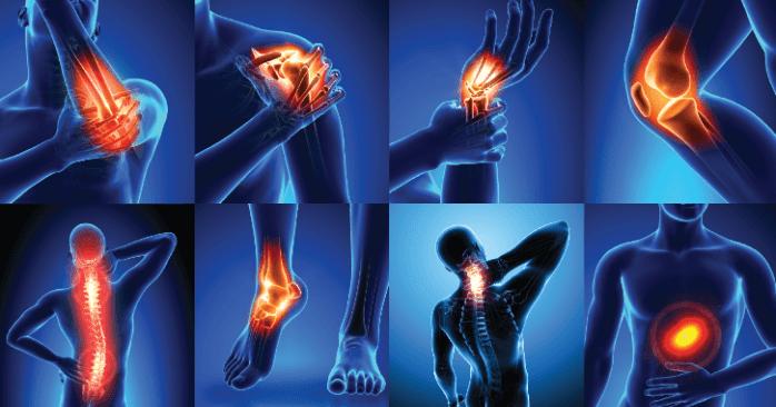 دلایل درد مفاصل و چگونگی تسکین آنها