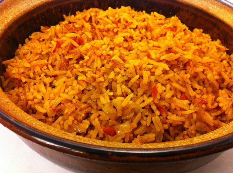 برنج خود را مغذی کنید