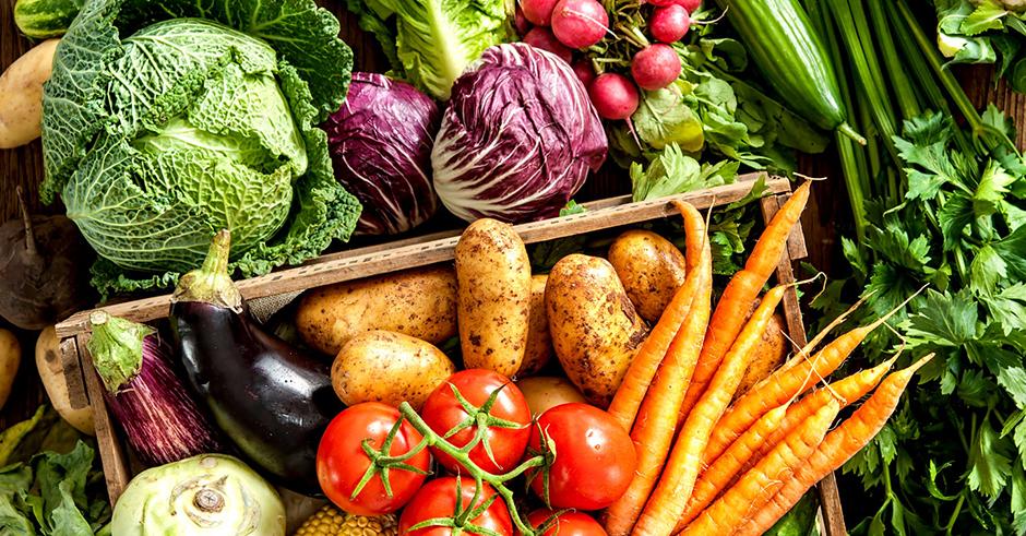 مصرف سبزیجات در ایام امتحان