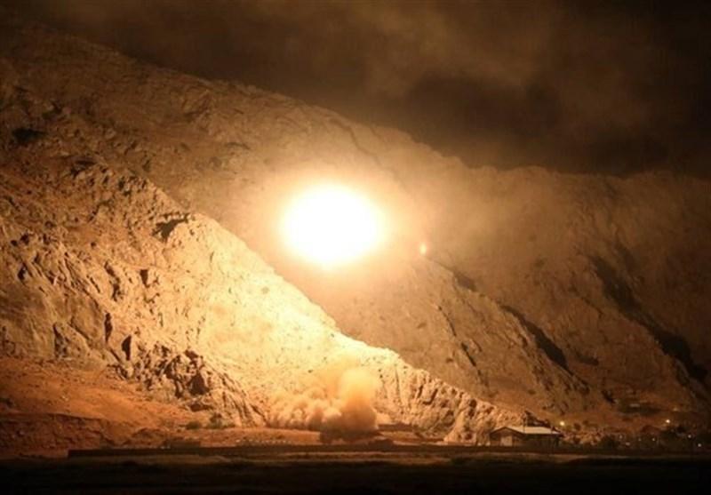 سپاه پاسداران سیلی نخست انتقام سخت را زد/ افقی شدن سربازان آمریکایی در عینالاسد