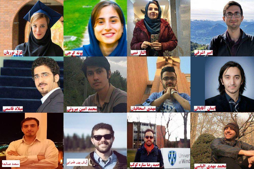 علت سفر همزمان دانشجویان ایرانی به اوکراین چه بود؟+اسامی