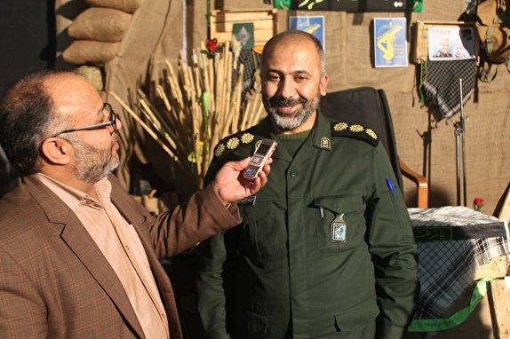 11173101 941 ویژه برنامه جذاب و جالب و خوب های بزرگداشت یاد سردار شهید سلیمانی در بردسکن