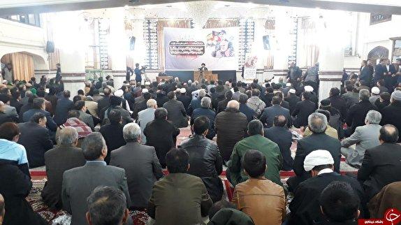 باشگاه خبرنگاران - مراسم تجلیل از «سردار سلیمانی» و شهدای مقاومت توسط مهاجرین افغانستانی مقیم مشهد + تصاویر