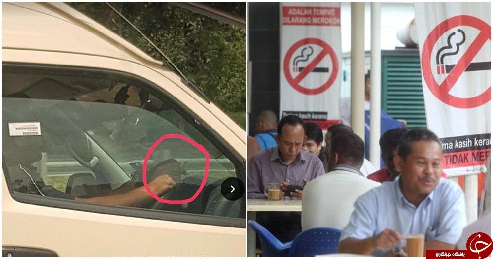 اقدام عجیب راننده آمبولانس حین انتقال بیمار!///