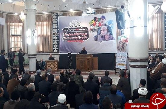 نقش «سردار سلیمانی» در نجات افغانستان از فتنه طالبان کاملا محسوس است/ کشورهای آسیای مرکزی آزادی خود را مدیون مردم افغانستان هستند