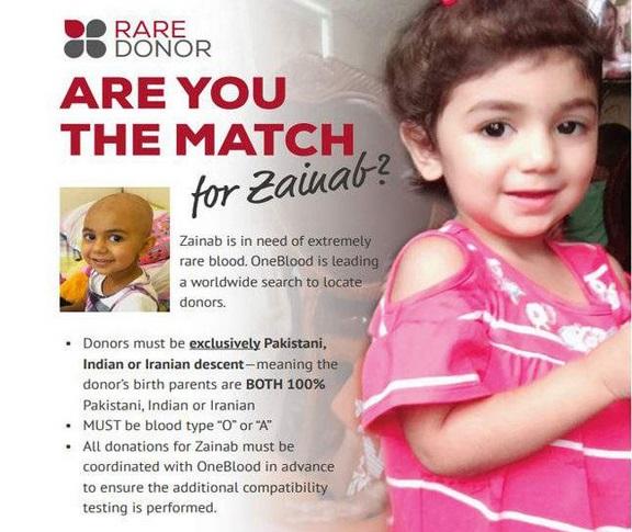منفورتین تحریم آمریکاییها؛ ممنوعیت ارسال خون برای دختر مسلمان آمریکایی از ایران