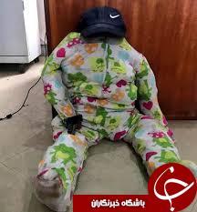 شگرد عجیب زن اوگاندایی برای قاچاق کالا!//