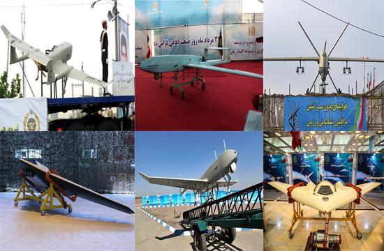 نیروی زمینی ارتش پیشرو در ساخت اخلاگرهای پهپادی + تصاویر