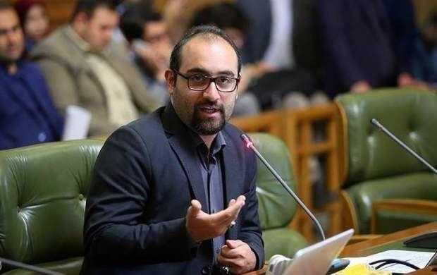 خبرنگار: کاظمی/عضو شورای شهر تهران خواستار ایجاد یادمان قربانیان هواپیمای اوکراینی شد