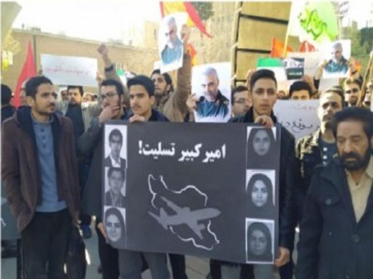 دانشجویان پاسخی درخور به شعارهای هنجارشکنانه دادند