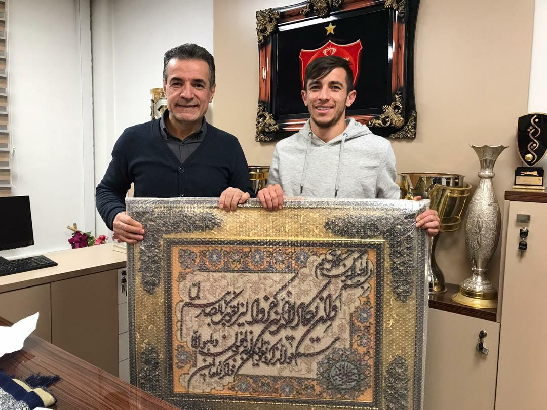 احمدزاده رسما از پرسپولیس جدا شد