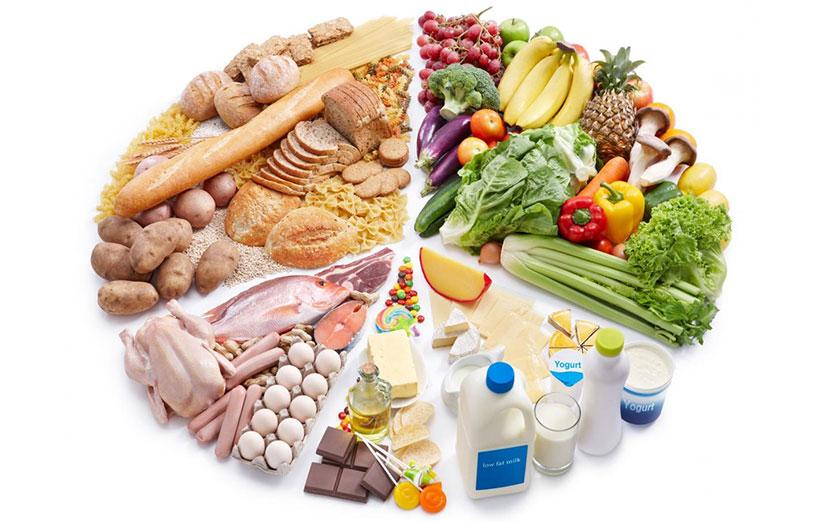 خوراکیهای مفید هنگام آلودگی هوا