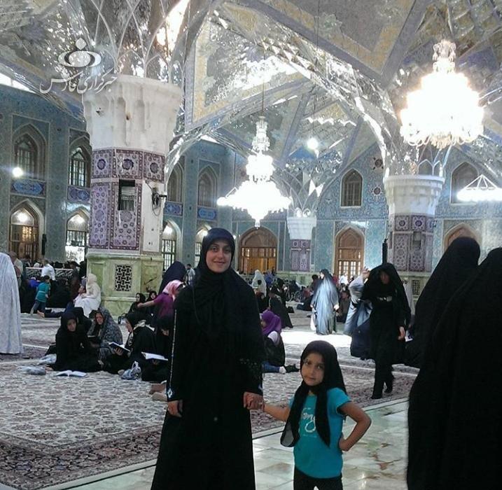 خواهر شهید سانحه هوایی: ما دنبال مقصر نیستیم / سحر، سیاهپوش حاج قاسم بود