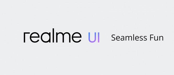 رابط کاربری اختصاصی ریلمی با نام realme UI منتشر شد