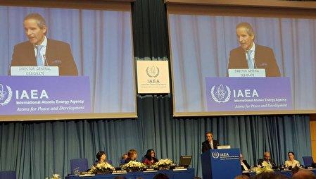 ششمین مدیرکل آژانس انرژی اتمی و پرونده هسته ای ایران