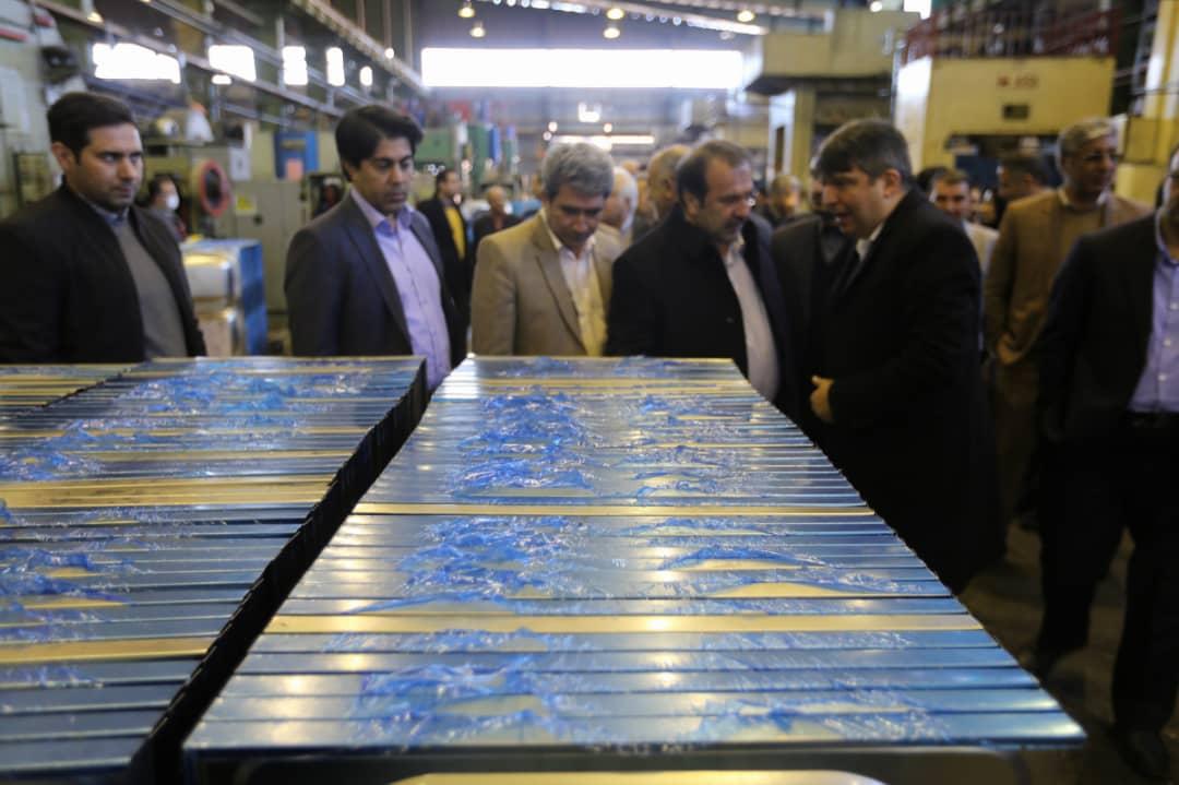 تاکید استاندار فارس بر تشویق سرمایه گذاران حوزه تولید