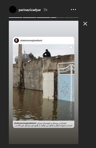 سیستان در آب، یک عده همچنان دنبال شهرت! / چرا سلبریتی ها دست از سر کشته شدگان هواپیمای اوکراینی بر نمی دارند؟