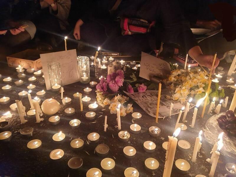 شهدای سانحه هواپیمای اوکراینی