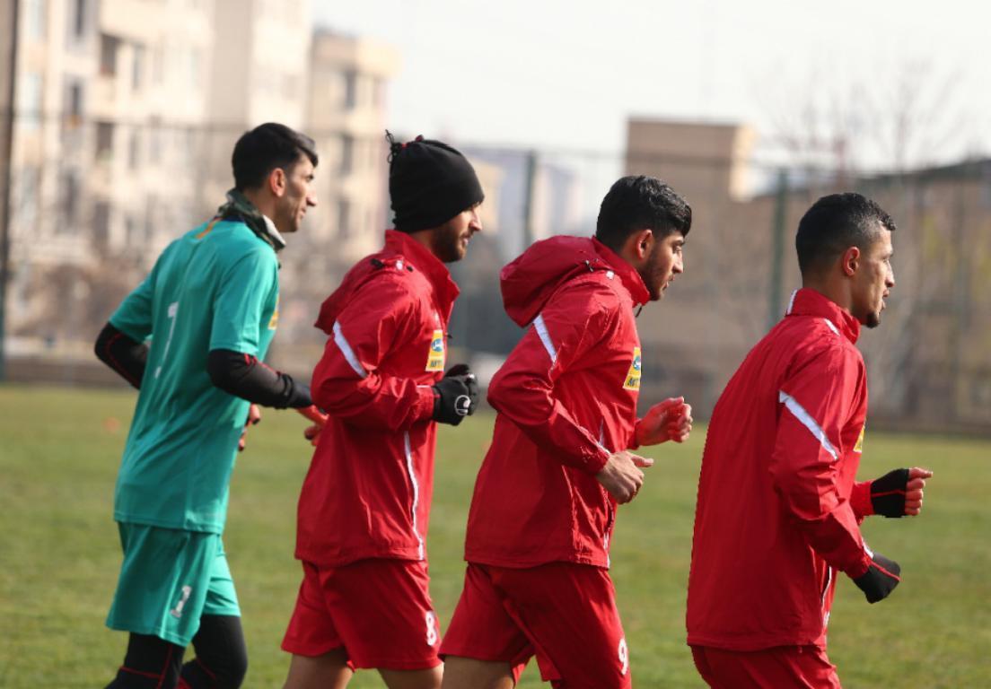 پرسپولیس به ورزشگاه شهید کاظمی بازگشت