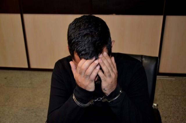 سارق کش رو ساعت با ۵۰ فقره بازداشت شد
