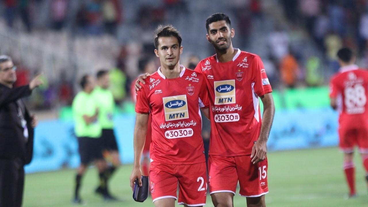 حسین پور: باشگاه پرسپولیس با جدایی ام مخالفت کرد