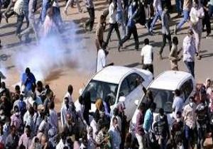 تظاهرات سودان