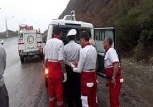 تصادف مرگبار در محور آستارا – اردبیل