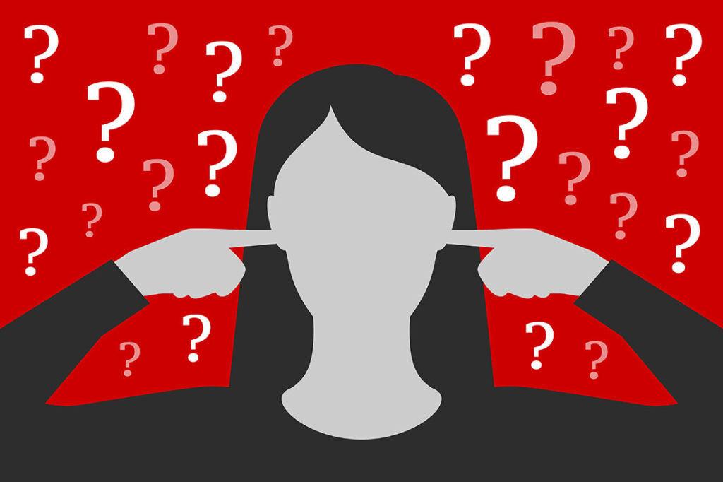 ۴ نوع اطلاعات گمراهکننده و پارازیت که باید نادیده گرفته شوند