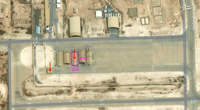 از تحسین دیروز یک «یوزی رابین» تا تعظیم امروز دهها کارشناس برجسته مقابل قدرت و دقت موشکهای ایرانی/ سازه هزار متری در «عین الاسد» پودر شد + تصاویر ماهوارهای